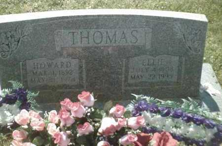 THOMAS, ELLIE M. - Johnson County, Arkansas | ELLIE M. THOMAS - Arkansas Gravestone Photos