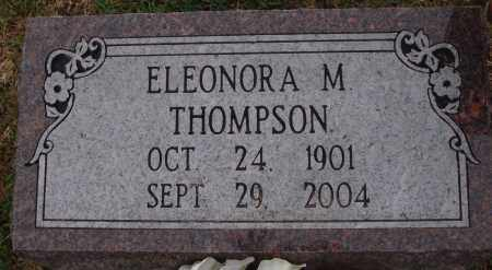 THOMPSON, ELEONORA M. - Johnson County, Arkansas | ELEONORA M. THOMPSON - Arkansas Gravestone Photos