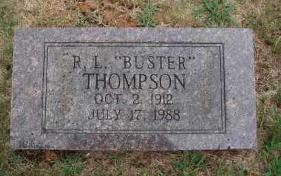 "THOMPSON, R. L. ""BUSTER"" - Johnson County, Arkansas 