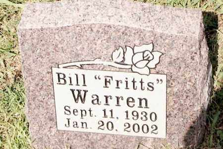 WARREN, BILL - Johnson County, Arkansas | BILL WARREN - Arkansas Gravestone Photos