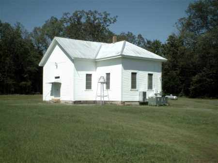 *WEST MOUNT ZION CHURCH, . - Johnson County, Arkansas | . *WEST MOUNT ZION CHURCH - Arkansas Gravestone Photos