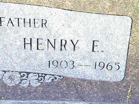 ALTOM, HENRY E. (CLOSE UP) - Lafayette County, Arkansas | HENRY E. (CLOSE UP) ALTOM - Arkansas Gravestone Photos