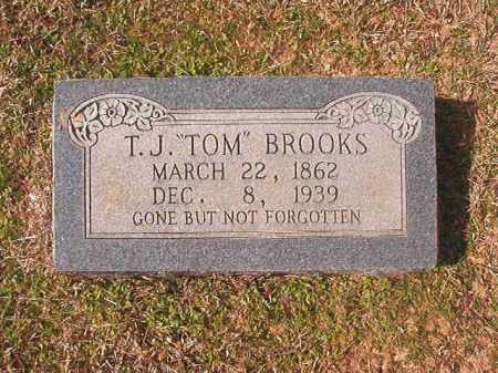 "BROOKS, T. J. ""TOM"" - Lafayette County, Arkansas 
