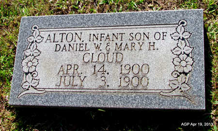 CLOUD, ALTON - Lafayette County, Arkansas | ALTON CLOUD - Arkansas Gravestone Photos