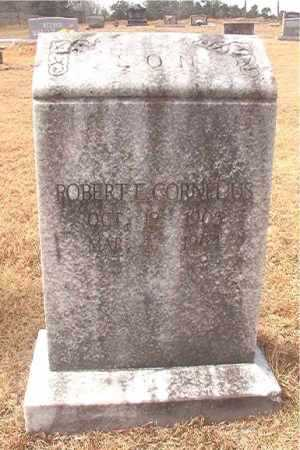 CORNELIUS, ROBERT E - Lafayette County, Arkansas | ROBERT E CORNELIUS - Arkansas Gravestone Photos