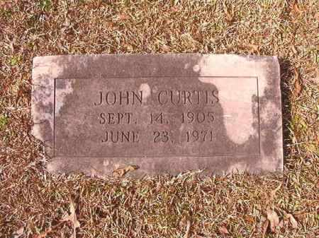 CURTIS, JOHN - Lafayette County, Arkansas | JOHN CURTIS - Arkansas Gravestone Photos