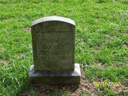 DOOLEY, FRANK C - Lafayette County, Arkansas | FRANK C DOOLEY - Arkansas Gravestone Photos