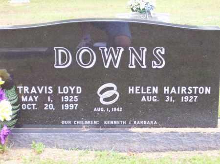 DOWNS, TRAVIS LOYD - Lafayette County, Arkansas | TRAVIS LOYD DOWNS - Arkansas Gravestone Photos