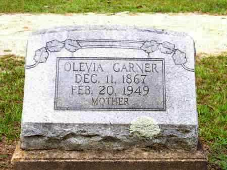 GARNER, OLEVIA - Lafayette County, Arkansas | OLEVIA GARNER - Arkansas Gravestone Photos