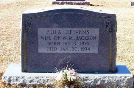 JACKSON, EULA - Lafayette County, Arkansas | EULA JACKSON - Arkansas Gravestone Photos
