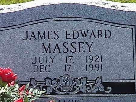 MASSEY, JAMES EDWARD - Lafayette County, Arkansas | JAMES EDWARD MASSEY - Arkansas Gravestone Photos