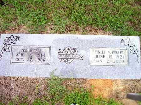 ROGERS, FINLEY N. - Lafayette County, Arkansas | FINLEY N. ROGERS - Arkansas Gravestone Photos