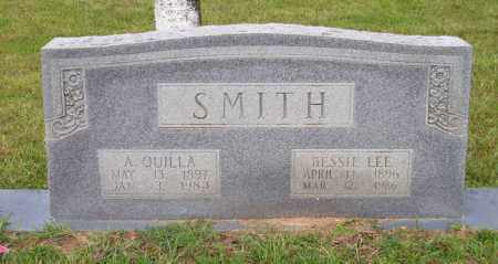 RUSSELL SMITH, BESSIE LEE - Lafayette County, Arkansas | BESSIE LEE RUSSELL SMITH - Arkansas Gravestone Photos