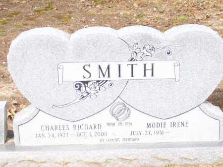 SMITH, CHARLES RICHARD - Lafayette County, Arkansas   CHARLES RICHARD SMITH - Arkansas Gravestone Photos
