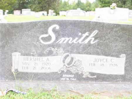SMITH, HERSHEL A - Lafayette County, Arkansas | HERSHEL A SMITH - Arkansas Gravestone Photos