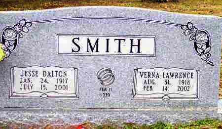 SMITH, JESSE DALTON - Lafayette County, Arkansas | JESSE DALTON SMITH - Arkansas Gravestone Photos