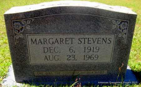 STEVENS, MARGARET - Lafayette County, Arkansas | MARGARET STEVENS - Arkansas Gravestone Photos