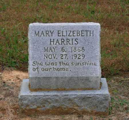 HARRIS, MARY ELIZEBETH WARD HARRINGTON - Lawrence County, Arkansas | MARY ELIZEBETH WARD HARRINGTON HARRIS - Arkansas Gravestone Photos