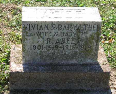ABEE, VIVIAN L. - Lawrence County, Arkansas | VIVIAN L. ABEE - Arkansas Gravestone Photos