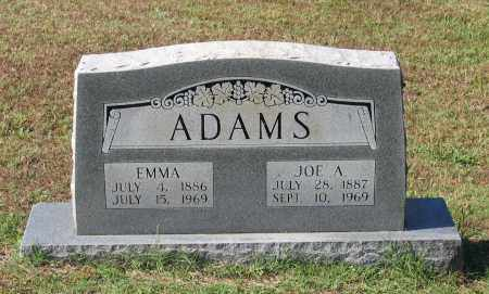 ADAMS, EMMA - Lawrence County, Arkansas | EMMA ADAMS - Arkansas Gravestone Photos