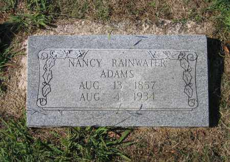 ADAMS, NANCY C. - Lawrence County, Arkansas | NANCY C. ADAMS - Arkansas Gravestone Photos