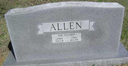 ALLEN, CHILDREN - Lawrence County, Arkansas   CHILDREN ALLEN - Arkansas Gravestone Photos