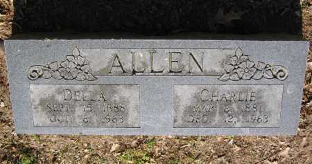 ALLEN, CHARLIE - Lawrence County, Arkansas | CHARLIE ALLEN - Arkansas Gravestone Photos
