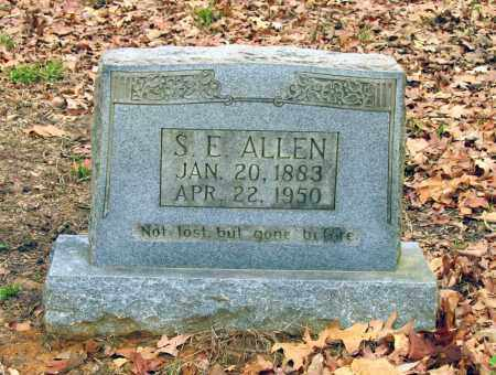"ALLEN, SIDNEY ETHAN ""S.E."" - Lawrence County, Arkansas 