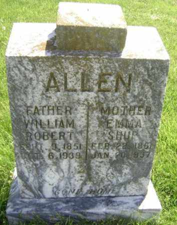 SHUP ALLEN, EMMA - Lawrence County, Arkansas | EMMA SHUP ALLEN - Arkansas Gravestone Photos