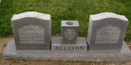 ALLISON, GLADYS MARIE - Lawrence County, Arkansas | GLADYS MARIE ALLISON - Arkansas Gravestone Photos