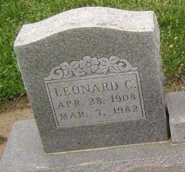 ALLISON, LEONARD C. - Lawrence County, Arkansas | LEONARD C. ALLISON - Arkansas Gravestone Photos