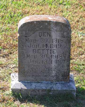 ALLS, BETTIE - Lawrence County, Arkansas | BETTIE ALLS - Arkansas Gravestone Photos
