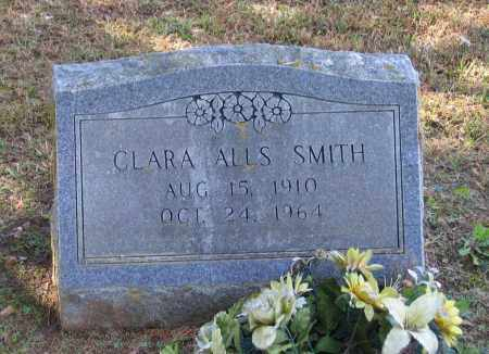 ALLS, CLARA - Lawrence County, Arkansas | CLARA ALLS - Arkansas Gravestone Photos