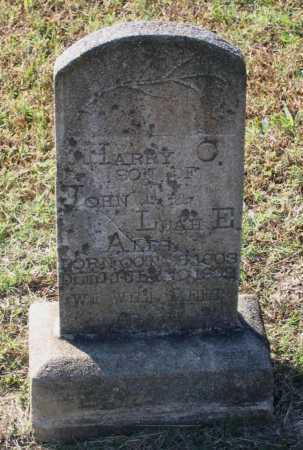 ALLS, HARRY C. - Lawrence County, Arkansas | HARRY C. ALLS - Arkansas Gravestone Photos