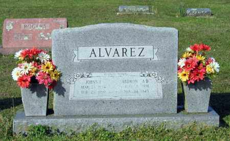 "ALVAREZ, ABDMON ""AD"" - Lawrence County, Arkansas 