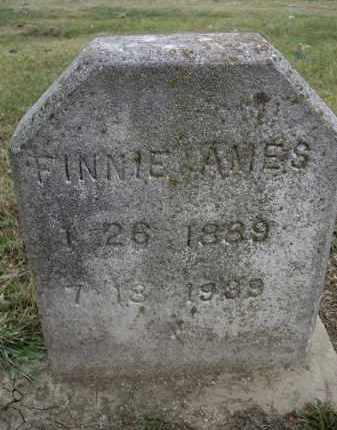 AMES, FINNIE - Lawrence County, Arkansas | FINNIE AMES - Arkansas Gravestone Photos