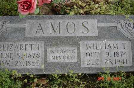 AMOS, ELIZABETH - Lawrence County, Arkansas | ELIZABETH AMOS - Arkansas Gravestone Photos