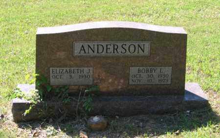 ANDERSON, BOBBY LOWELL - Lawrence County, Arkansas | BOBBY LOWELL ANDERSON - Arkansas Gravestone Photos