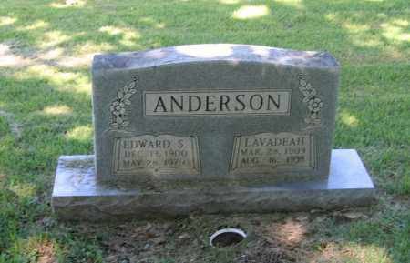 ANDERSON, EDWARD S. - Lawrence County, Arkansas | EDWARD S. ANDERSON - Arkansas Gravestone Photos