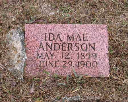 ANDERSON, IDA MAE - Lawrence County, Arkansas | IDA MAE ANDERSON - Arkansas Gravestone Photos