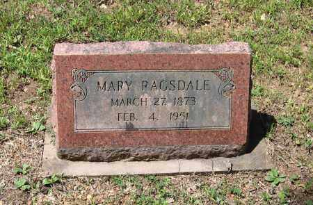 RAGSDALE, MARY E. ROGERS ANDERSON - Lawrence County, Arkansas | MARY E. ROGERS ANDERSON RAGSDALE - Arkansas Gravestone Photos