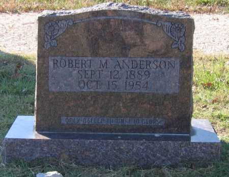 ANDERSON, ROBERT MONROE - Lawrence County, Arkansas | ROBERT MONROE ANDERSON - Arkansas Gravestone Photos