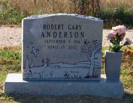 ANDERSON, ROBERT GARY - Lawrence County, Arkansas | ROBERT GARY ANDERSON - Arkansas Gravestone Photos