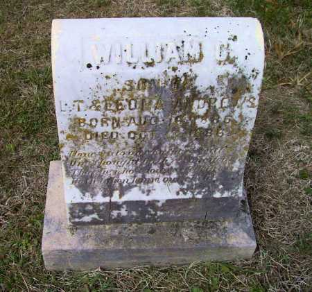 ANDREWS, WILLIAM COMFORT SLOAN - Lawrence County, Arkansas | WILLIAM COMFORT SLOAN ANDREWS - Arkansas Gravestone Photos