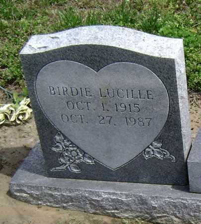 ANGLIN, BIRDIE LUCILLE - Lawrence County, Arkansas | BIRDIE LUCILLE ANGLIN - Arkansas Gravestone Photos