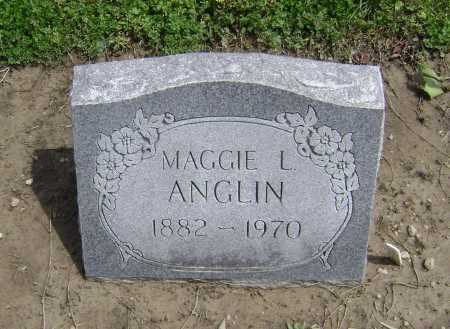 ANGLIN, MAGGIE LEE - Lawrence County, Arkansas | MAGGIE LEE ANGLIN - Arkansas Gravestone Photos