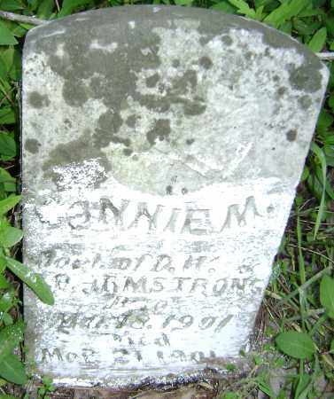 ARMSTRONG, ANNIE M. - Lawrence County, Arkansas | ANNIE M. ARMSTRONG - Arkansas Gravestone Photos