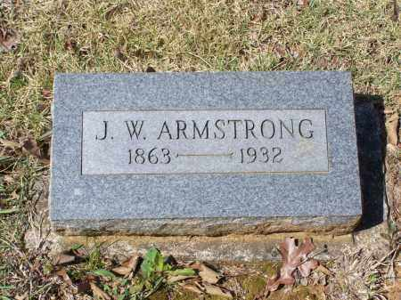ARMSTRONG, J. W. - Lawrence County, Arkansas | J. W. ARMSTRONG - Arkansas Gravestone Photos