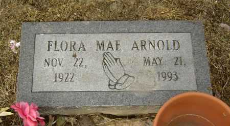 ARNOLD, FLORA MAE - Lawrence County, Arkansas | FLORA MAE ARNOLD - Arkansas Gravestone Photos