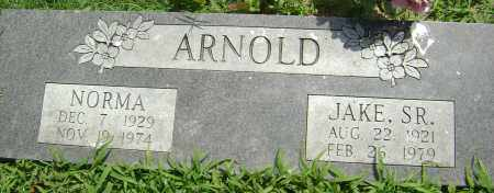 ARNOLD, SR., JAKE - Lawrence County, Arkansas | JAKE ARNOLD, SR. - Arkansas Gravestone Photos